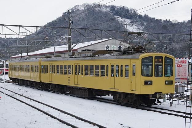 近江鉄道 800形 803F
