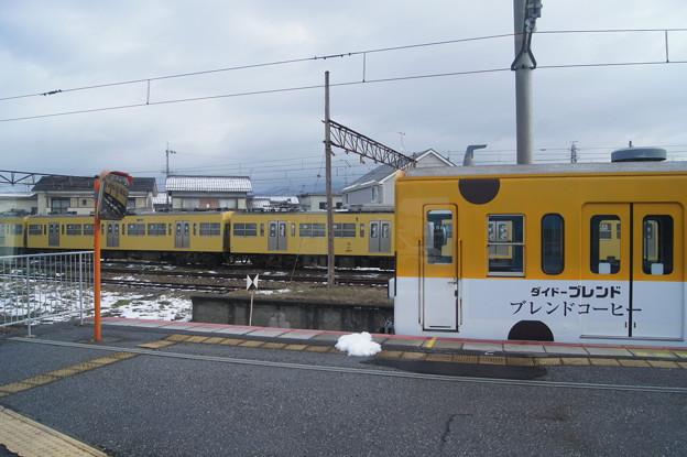 近江鉄道 800形 802F