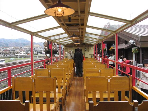 嵯峨野観光鉄道 SK300-1