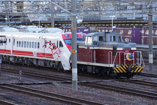 名古屋臨海鉄道 ND552 7