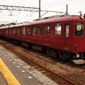写真: 養老鉄道 610系 D11と600系 D02