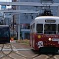 富山地鉄 9003と7016