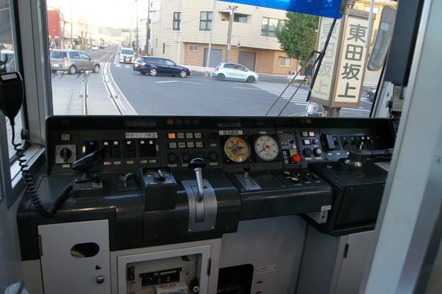 Photos: 801 車内