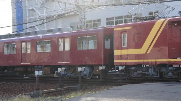 養老鉄道 620系 D25+モト96