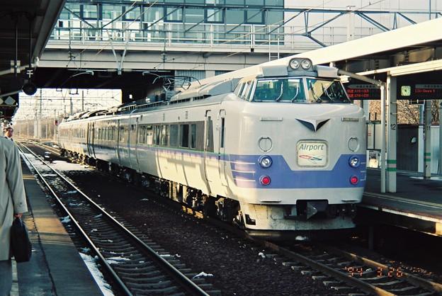 JR北海道 781系