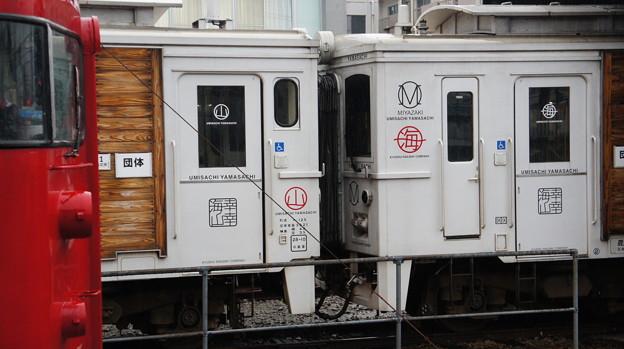 JR九州 キハ125ー401+キハ125-402