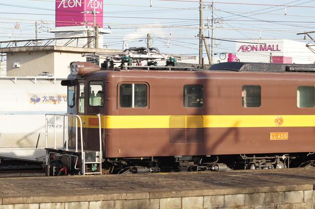三岐鉄道 ED459