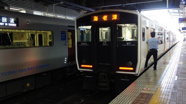 JR九州 817系 VM3002