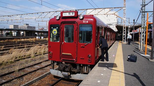 養老鉄道 610系 D14