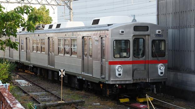 Photos: 養老鉄道 7700系 TQ01