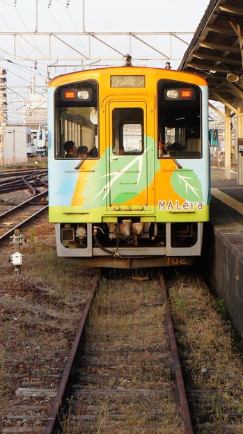 樽見鉄道 ハイモ330-702