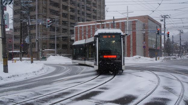 札幌市営 A1200形 A1202