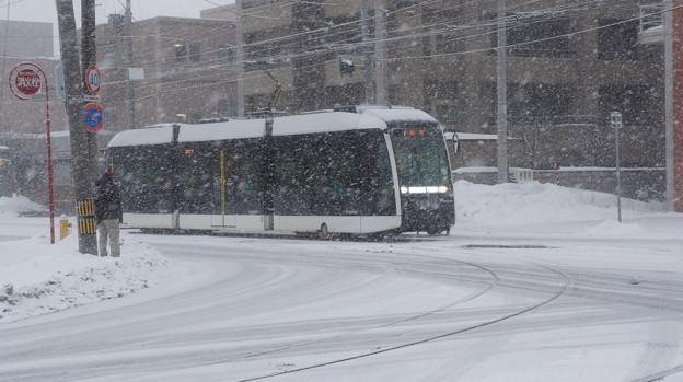 札幌市営 A1200形 A1203