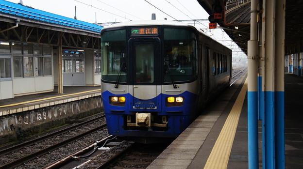 えちごトキめき鉄道 ET122形 K6