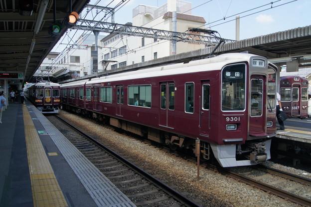 阪急9300系 9301F