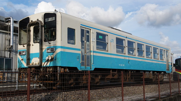 JR四国 キハ32 20