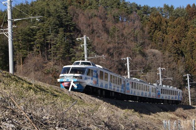 富士急 2000形 2001F