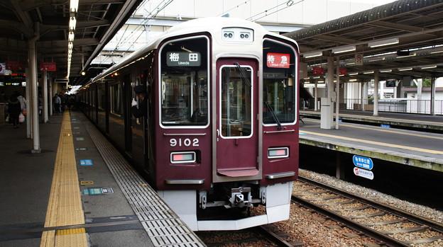阪急9000系 9002F
