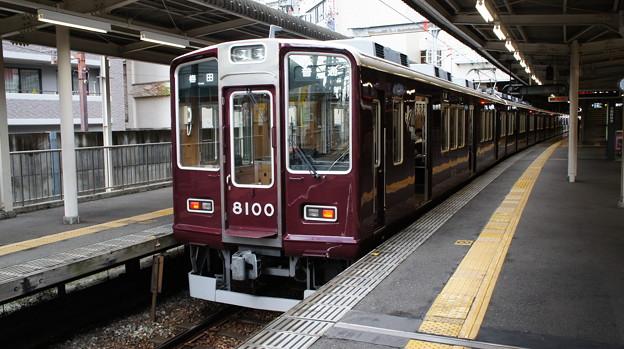 阪急8000系 8000F