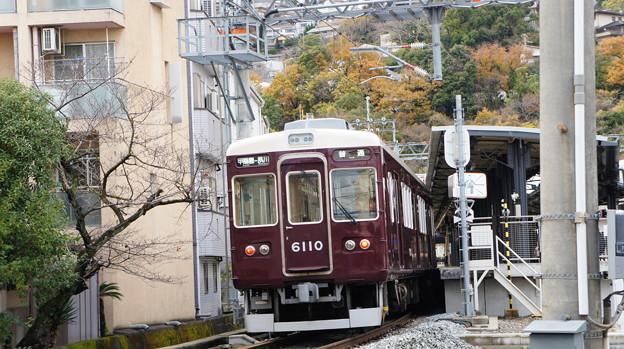 阪急6000系 6010F