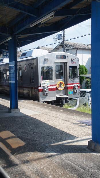 水間鉄道 1001F