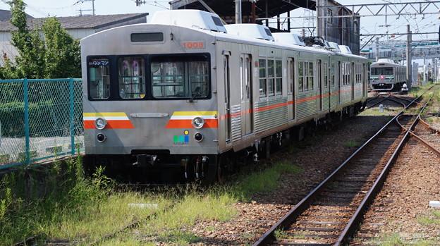水間鉄道 1007F