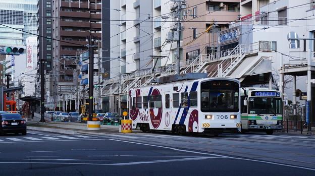 阪堺電軌 706