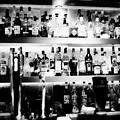 写真: The bar at 19 o'clock#2