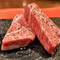 写真: 年寄りは肉を食え!!