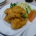 写真: 鶏のから揚げ