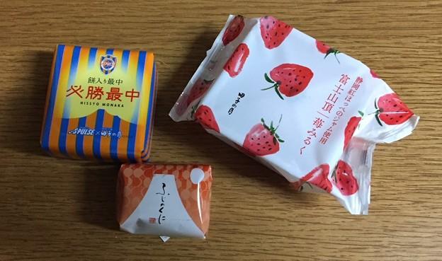 田子の月のお菓子