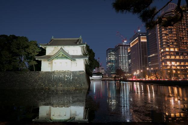 皇居・巽櫓