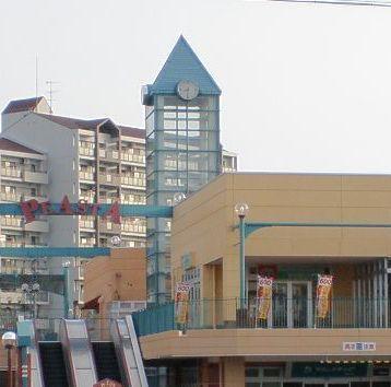 ピエスタ時計塔