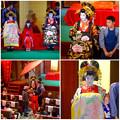 大須大道町人祭 2015 前夜祭 No - 54:「花魁道中」の花魁お披露目