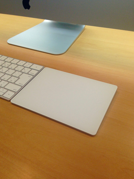 Magic Trackpad 2 No - 1