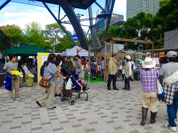 名古屋まつり 2015:ソーシャル・タワー・マーケット No - 4
