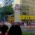 写真: 名古屋まつり 2015 大津通のパレード No - 2:パレードを見に集まった沢山の人たち