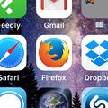 Photos: Firefox for iOS 1.1 No - 31:ホーム画面のアイコン