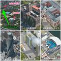 iOS 9マップアプリ:名古屋の「Flyover」で、なぜ名古屋城を素通り… - 3