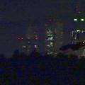 写真: 桃花台から見た、夜の名駅ビル群 - 3