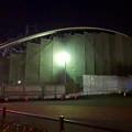 写真: 名古屋港ガーデンふ頭:改修工事中だったポートハウス - 2