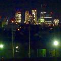 写真: 吉根橋から見た、夜の名駅ビル群 - 3