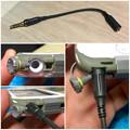 Photos: LifeProof nuud for iPhone5c:付属のヘッドホン・アダプタ - 1
