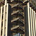 写真: ささしまライブ24:建設途中の複合施設「グローバルゲート」 - 6