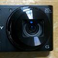 写真: レンズ交換してもらったDSC-WX300 No - 2