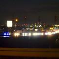 写真: 日没後、沢山の車が走る国道19号(春日井市内) - 1
