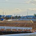 小牧市大草から見えた名駅ビル群 - 1