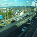 オープン4ヶ月後でも渋滞できてたIKEA長久手を向かう道路 - 1