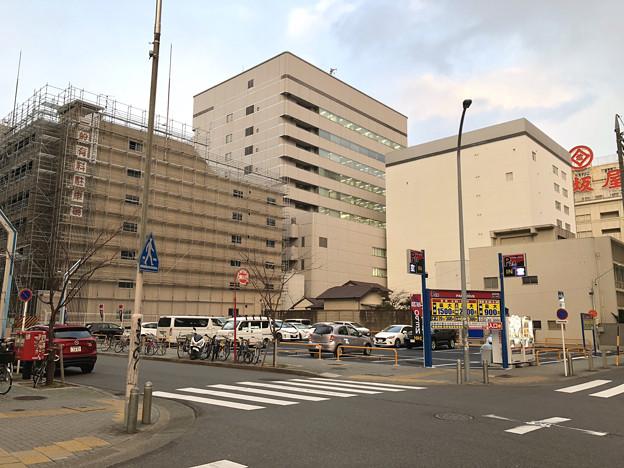 ナディアパーク横の建物が解体され駐車場に! - 4