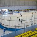 結構賑わってたモリコロパークのアイススケート場 - 7